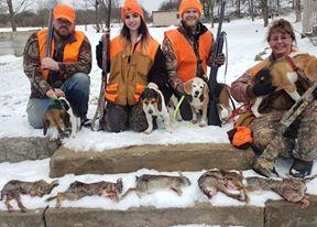 SHH hunting